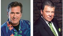 Wizard World Celebs Bruce Campbell & William Shatner Have St. Louis Ties