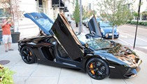 The Super-Erotic Lamborghini Aventador Gets Rolled Out by STL Motorsports
