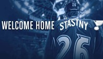 "Blues Sign Hometown Boy Paul Stastny, Make ""Welcome Home"" Video with P. Diddy Song"