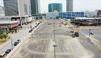 Ballpark Village: Cardinals Finish Building ... Giant Parking Lot! 400 Spots Open (PHOTOS)