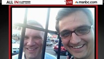 St. Louis' Chris Hayes Is Way Too Nice to Trolls Who Think He's MSNBC's Chris Hayes