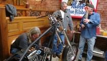 Shady Jack Makes Bike-Building Boozy Again