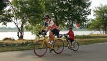 Bike Ban: Rep. Paul Curtman Tries to Cut Bicycles from Missouri Transportation Funding