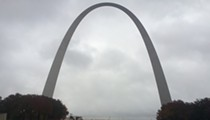 Engineers Will Rappel 630-Foot Gateway Arch This Week to Collect Stain Samples