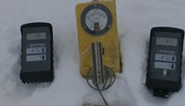 Radioactive Snow? South St. Louis Man Busts Out Geiger Counter, Gets Worrying Results