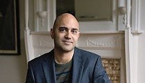Ayad Akhtar Talks About <i>American Dervish</i>, <i>The Invisible Hand</i>, Bacon and Seinfeld