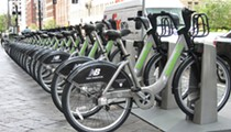 Where Should St. Louis Build Bike Sharing Stations?