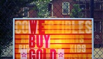 <i>We Buy Gold</i> Highlights This Weekend's Art Openings