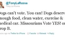 Steven Jackson, Tony La Russa Remind You (Via Twitter) to Vote