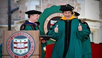 Five Things We Learned from Tony La Russa's Commencement Address at Washington U.