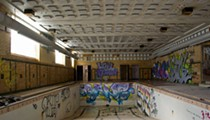 Post-Apocalyptic Portraits of Abandoned YMCA Taken by St. Louis Pastry Chef (PHOTOS)