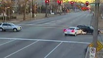 Red Light Cameras Capture St. Louis' Worst Car Crashes of 2013: Video