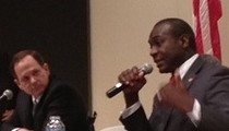 Lewis Reed V. Francis Slay: In Final Stretch of Race, Challenger Tries to Focus Back on Crime