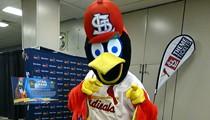 """Jon Stewart """"Leaks"""" St. Louis Cardinals Mascot Fredbird's Sex Tape [VIDEO]"""
