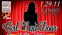 Girl Next Door Party This Saturday Features Celebrity Judge Bree Olson