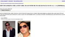 Douche of the Day: Imperial Man Seeks Hot Escort for DJ Pauly D; Must Have T&A
