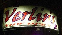 """No More """"Pantless Parties"""" at Verlin's; Bar Reportedly Closed"""