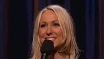 [VIDEO] Nikki Glaser, Standup Comic from Kirkwood, Was on <i>Conan</i> Last Night