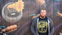 Jason Spencer's Insane Art Is Taking Over St. Louis, One Wall at a Time