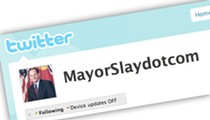 Does Mayor Slay Have a Ghost Tweeter?