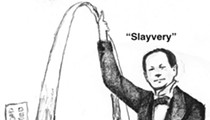 """Francis Slay v. Lewis Reed: Slavery Image on """"Bootlicker"""" Film Flyer Sparks Controversy"""