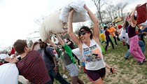 Pillow Fight! Celebrate St. Louis' Third International Pillow Fight Day This Weekend