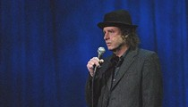 Wright Stuff: Comic Steven Wright Performs at Lumiere Place This Weekend