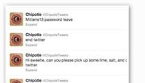 Chipotle Twitter Hack Was Just a PR Stunt