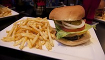 Guess Where I'm Eating This Cheeseburger and Win $20 to Haveli Indian Restaurant [Updated]!