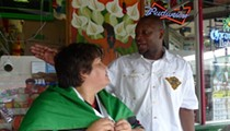 World Cuppage: Mexico 1 - South Africa 1; Gringos, Mexicans and a South African Bond At Carniceria Latino Americana