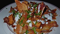Ten Best Irish Dishes in St. Louis: Potato Boxty at The Dubliner