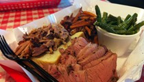Guess Where I'm Eating Pulled Pork and Brisket and Win $20 to Chinese Noodle Café [Updated]!