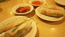 Guess Where I'm Eating these Spring Rolls and Win $20 to Haveli Indian Restaurant [Updated]!