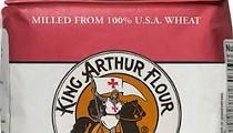 King Arthur Has Blue Balls (Flour Recalled)