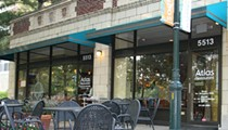 Atlas Restaurant Changing Hands; Jean Donnelly and Michael Roberts Going to San Francisco