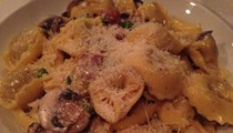 Guess Where I'm Eating This Tortellini and Win $20 to La Tejana