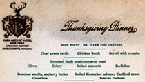 Gut Check Conjures the Ghosts of Thanksgivings (Far) Past