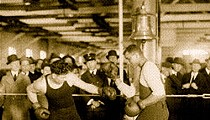Battle Molasses Puffs: Merbs Candies vs. Bissinger's