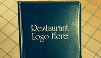 Corner Pub & Grill Orders Check Presenters with Logo on the Front, Gets These Instead