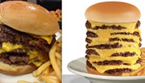 Taste Test: Steak 'n Shake's New Late-Night Menu 7x7 Steakburger and Nacho Fries