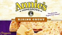 Metal Mesh Is Not Organic: Annie's Recalls Frozen Pizzas