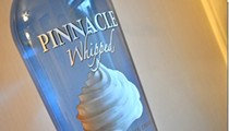 Pinnacle Chocolate Whipped Shot, Erney's 32 Degrees