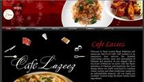 A Table for How Many? at Café Lazeez