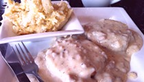 Guess Where I'm Eating Biscuits and Gravy and Win $25 to Hokkaido Steak & Sushi Buffet [Updated]!