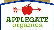 Applegate Organics Chicken and Apple Sausage Recalled