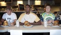"Photos: The U's ""Eat a Graduate"" Contest"