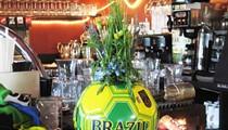 Brazil 0, Portgual 0: No Vuvuzelas Necessary at Coco Louco Brasil