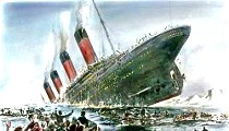 Who Wants to Pay $500 to Eat the Last Meal Served Aboard the Titanic?
