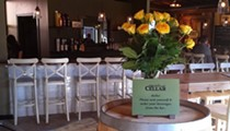 Cory King Debuts Tasting Room, Side Project Cellar [PHOTOS]