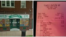 """Dad Gets Receipt For His """"F**kin Needy Kids"""" At Friendly's[PHOTO]"""
